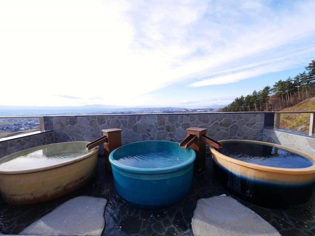 平尾温泉みはらしの湯